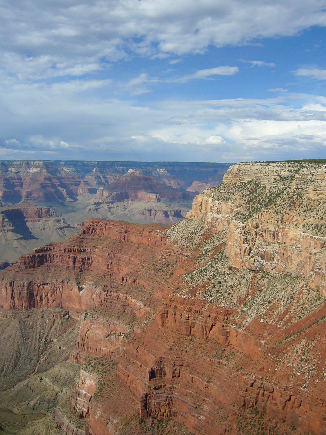Vol au dessus du Grand Canyon