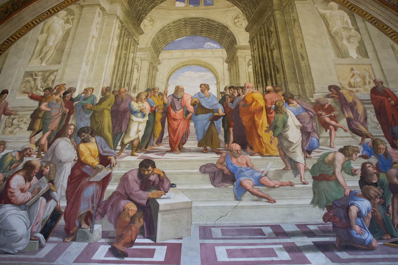 Peinture du Vatican