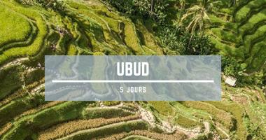 5 jours à Ubud (Bali)