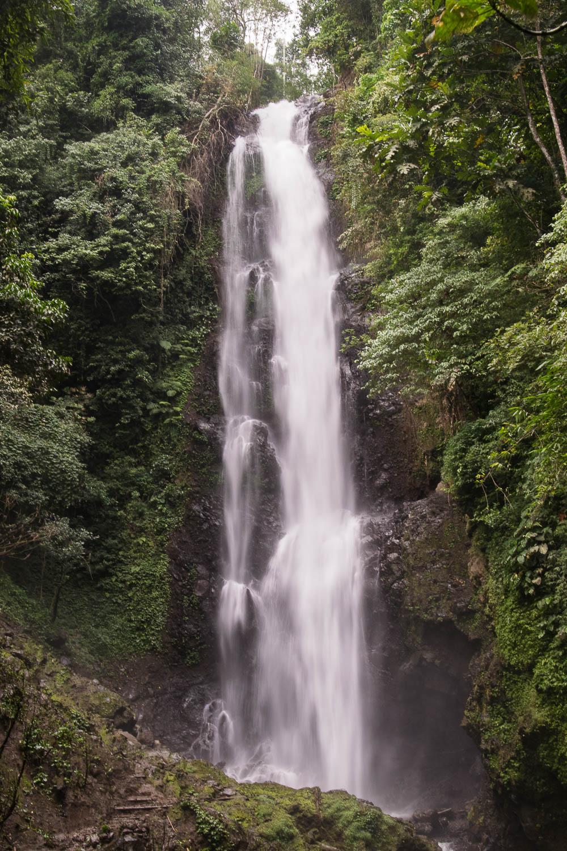 Cascades de Munduk, Bali