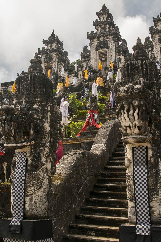 Temple Pura Lempuyang, 2 semaines en famille à Bali