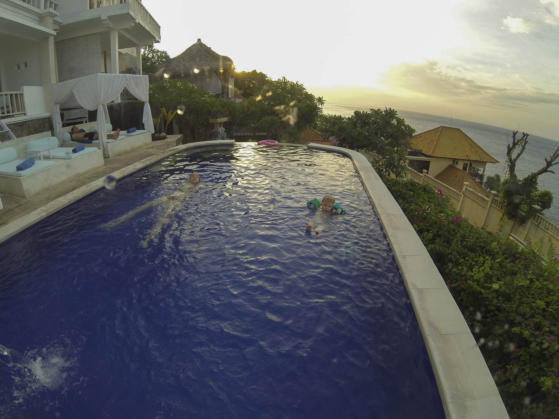 Amed Terrace, un hôtel sympathique à Amed