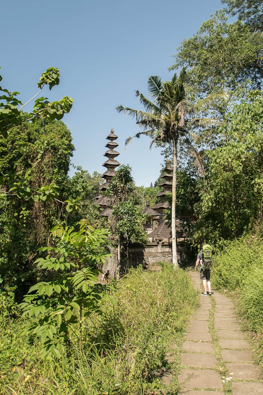 Crête de Campuhan, Ubud, Bali