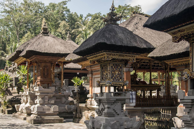 Temple à Tirta Empul, Bali