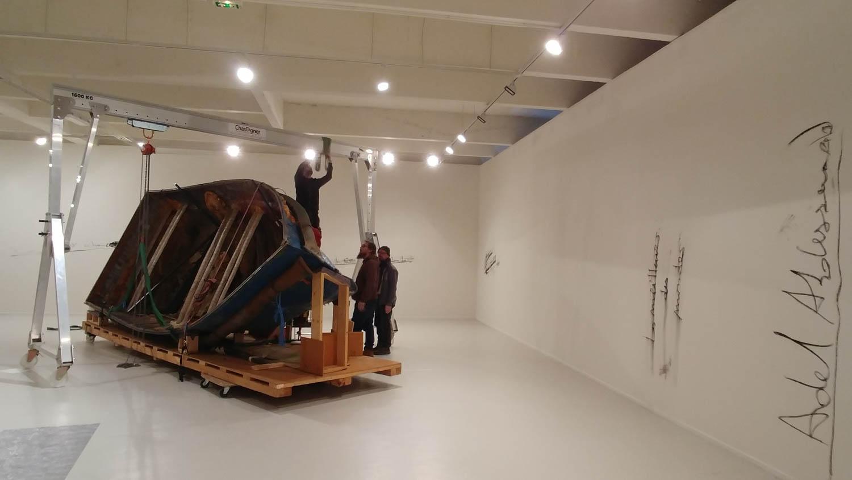 Exposition Eldorama, TriPostal, Eldorado, Lille 3000