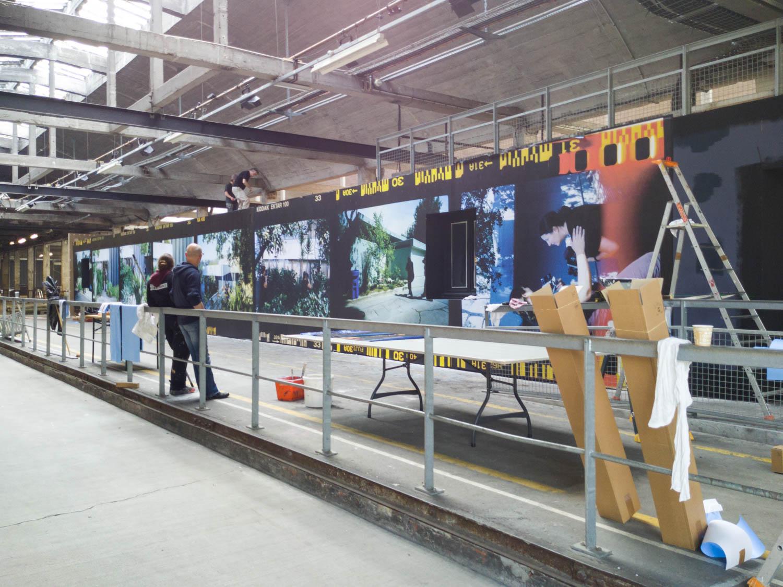 Exposition Gare Saint-Sauveur, Eldorado, Lille 3000