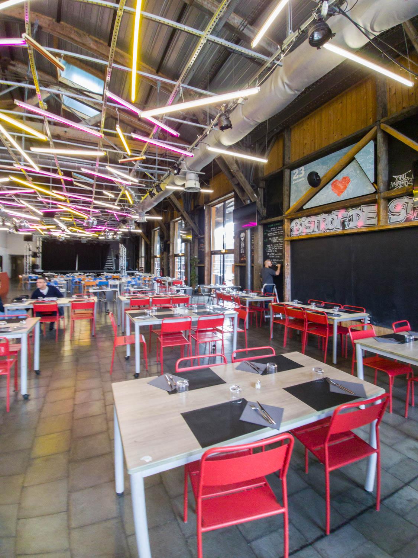 Bistrot Saint-So, Gare Saint-Sauveur, Eldorado, Lille 3000