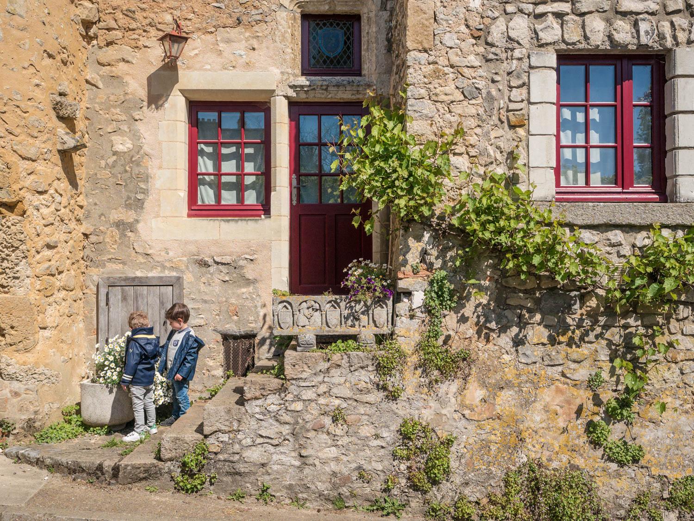 Tourisme fluvial sur la Sarthe : Parcé sur Sarthe, une des pauses à faire sur la Sarthe