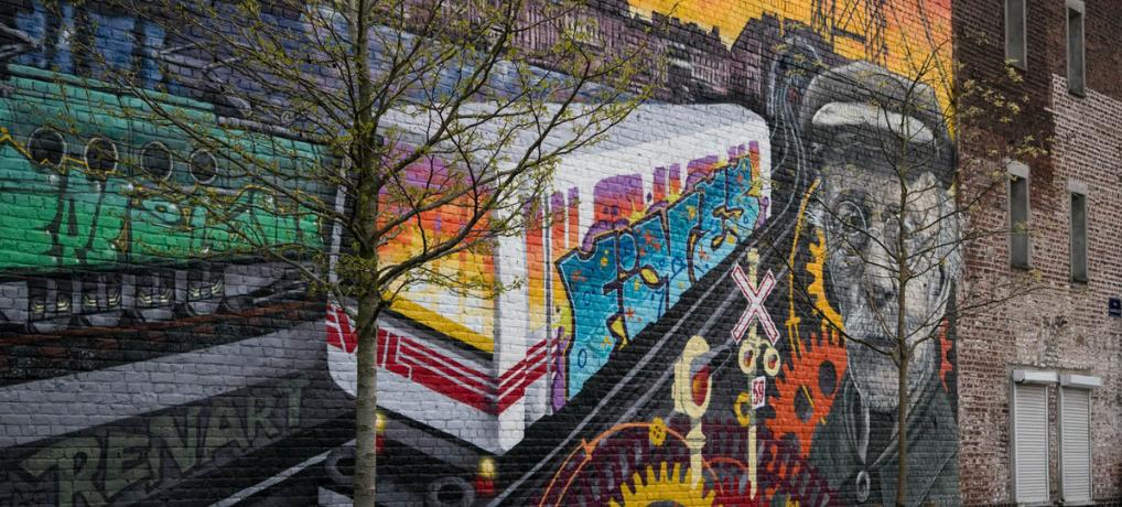 Street Art sur Lille et Roubaix